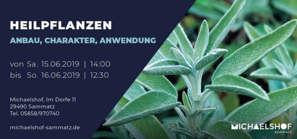 Michaelshof Seminar Haus der Natur Seminar Heilpflanzen