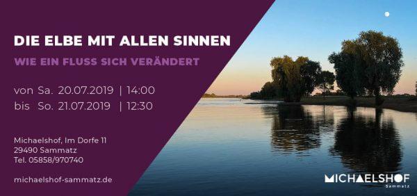 Michaelshof Seminar Haus der Natur Seminar Die Elbe mit allen Sinnen