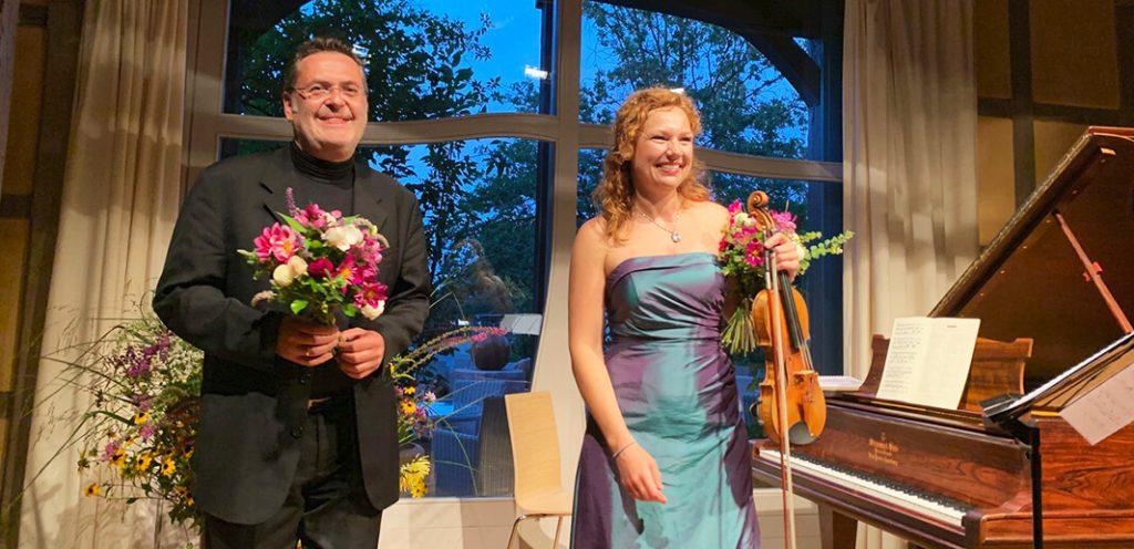 Konzerte am Waldsee Michaelshof Sammatz | Die blaue Stunde der Romantik 01