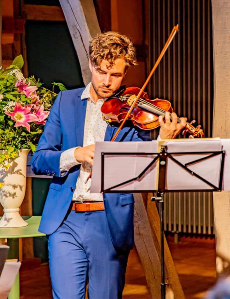 Konzerte am Waldsee Michaelshof Sammatz | Concerto Italiano 01