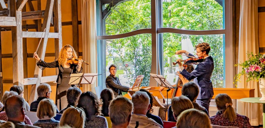 Konzerte am Waldsee Michaelshof Sammatz | Concerto Italiano 02