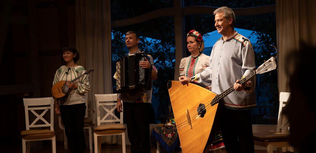 Konzerte am Waldsee Michaelshof Sammatz | Russland zu Gast 02