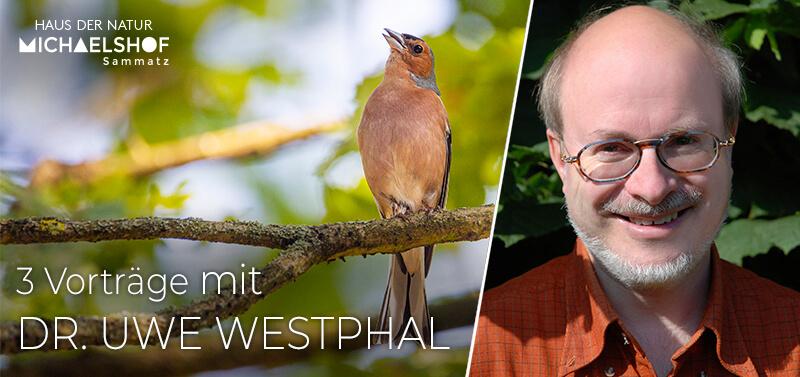 Michaelshof Sammatz | Vorträge mit Dr. Uwe Westphal