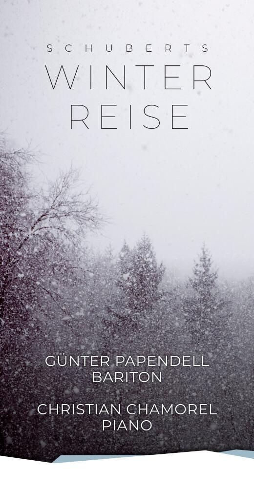 Michaelshof Sammatz | Winterkonzerte | Schuberts Winterreise | Mobile Pic