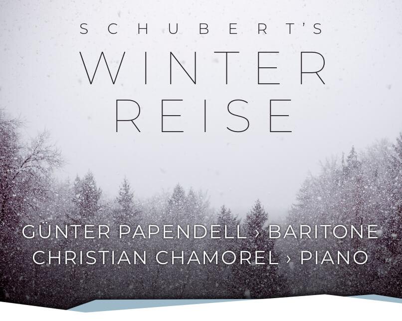 Michaelshof Sammatz   Winterkonzerte   Schuberts Winterreise   EN