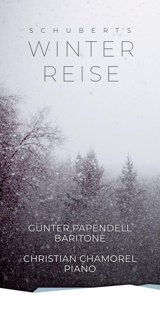 Michaelshof Sammatz   Winterkonzerte   Schuberts Winterreise   mobile   EN