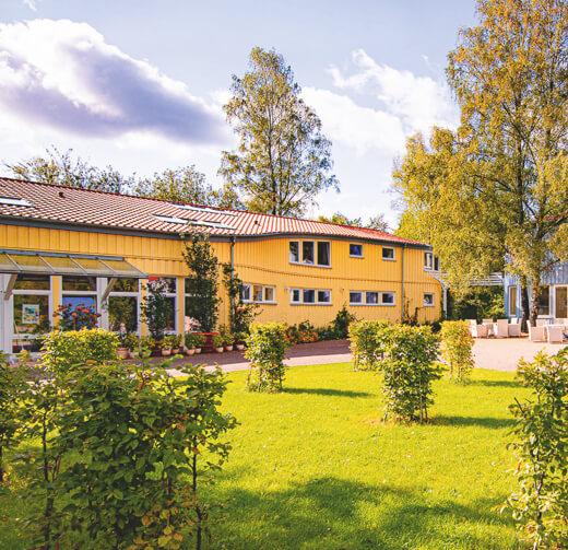 Haus der Natur am Michaelshof Sammatz