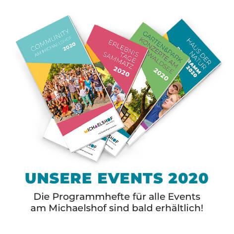News_Michaelshof Sammatz | Programmhefte 2020 | small